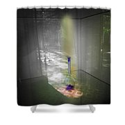 Jihn Shower Curtain