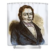 J�ns Jacob Berzelius, Father Of Swedish Shower Curtain