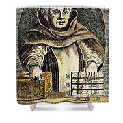 Johann Tetzel (c1465-1519) Shower Curtain