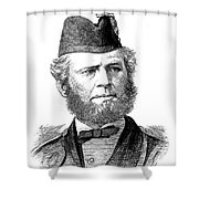 John Brown (1827-1883) Shower Curtain