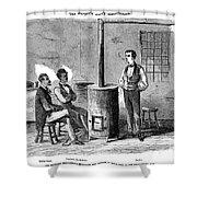 John Brown Raid, 1859 Shower Curtain by Granger