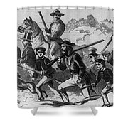 John Browns Raid Shower Curtain