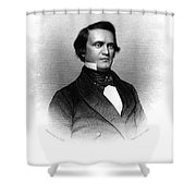 John Cabell Breckinridge Shower Curtain