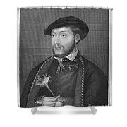 John Dudley (1502?-1553) Shower Curtain