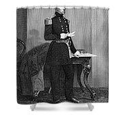 John Ellis Wool (1784-1869) Shower Curtain