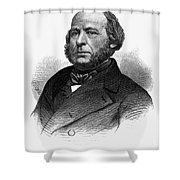 John Ericsson (1803-1889) Shower Curtain