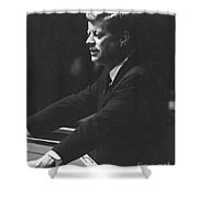 John F. Kennedy, 1963 Shower Curtain