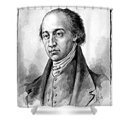 John Filson (c1747-1788) Shower Curtain