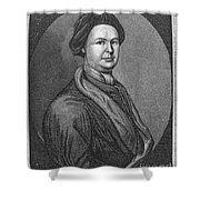 John Lovell (1710-1778) Shower Curtain