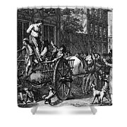 John Malcom (d. 1788) Shower Curtain