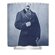 John Wilkes Booth, American Assassin Shower Curtain