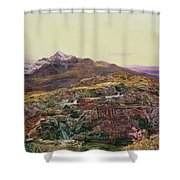 John William Inchbold Shower Curtain