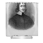John Winthrop The Younger Shower Curtain