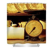 Johnstown Castle, County Wexford Shower Curtain
