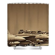 Joint Operations Squadron  Shower Curtain