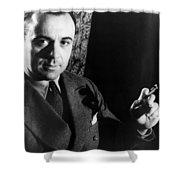 Jose Iturbi 1895-1980 Shower Curtain