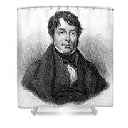 Joseph Grimaldi (1779-1837) Shower Curtain