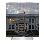 Josephine County Court House Shower Curtain