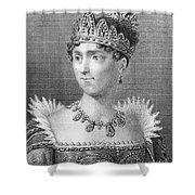 Josephine De Beauharnais Shower Curtain