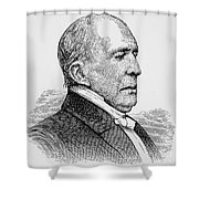 Josiah Quincy (1772-1864) Shower Curtain