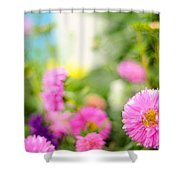 Joy Of Summer Time Shower Curtain