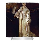 Judith Gautier Shower Curtain by John Singer Sargent