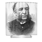 Jules Ferry (1832-1893) Shower Curtain