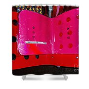 Jules Ikea Shower Curtain