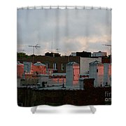July 26 2007 Shower Curtain
