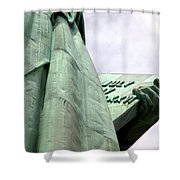 July Iv Mdcclxxvi Shower Curtain