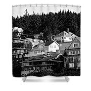 Juneau Homes Shower Curtain