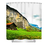 Just A Dream Shower Curtain