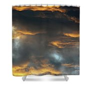 Just A Touch Of Heaven Shower Curtain