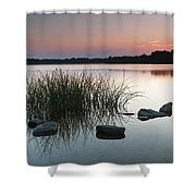 Just Another Sunset Shower Curtain