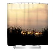 Just Over The Dune Shower Curtain