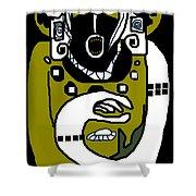Kachina 1b Shower Curtain