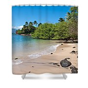 Kahana Beach Shower Curtain