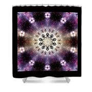 Kaleidoscope - Triptych Shower Curtain