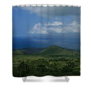 Kanaloa Shower Curtain