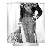 Karl Ferdinand Von Graefe, Plastic Shower Curtain