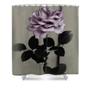 Kathleen's Garden Rose Shower Curtain