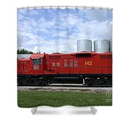 Katy Rs-3m Shower Curtain