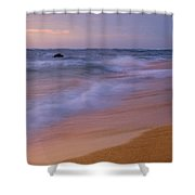 Kauai Beach 0821 Shower Curtain