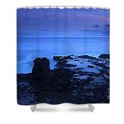 Kauai Twilight Shower Curtain