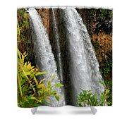 Kauai Waterfall Shower Curtain