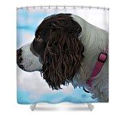 Kaya Shower Curtain