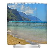 Ke'e Beach Shower Curtain