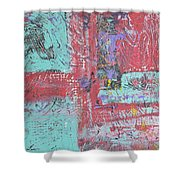 Keeping It Together Shower Curtain