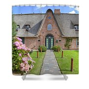 Keitum - Sylt Shower Curtain