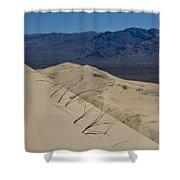 Kelso Dunes Grass Shower Curtain